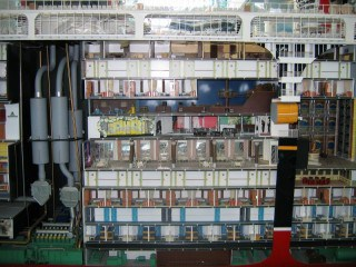 The Full Scale Model of the Disney Magic