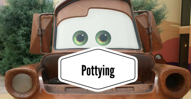Pottying