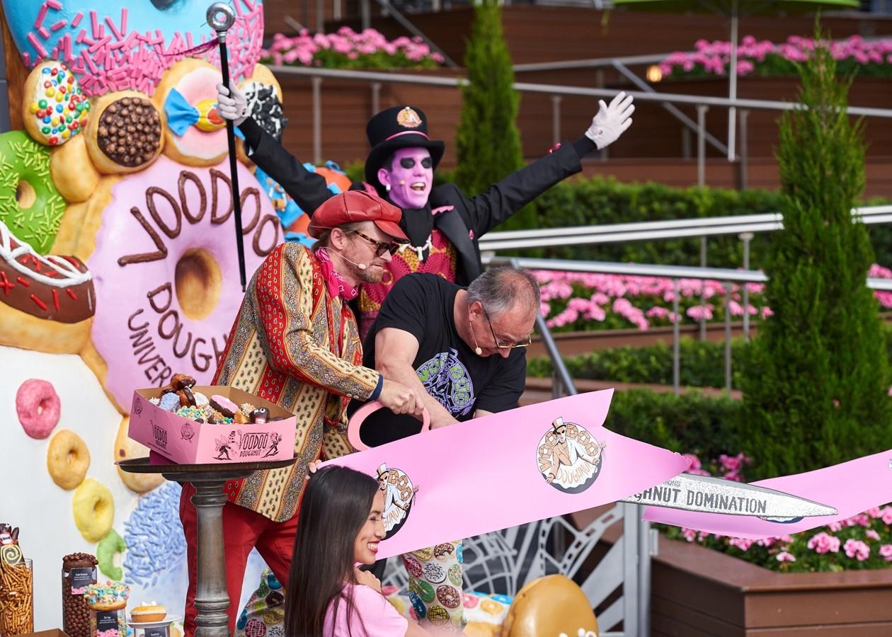 Voodoo Doughnut Is Now Open At Universal Orlando Resort