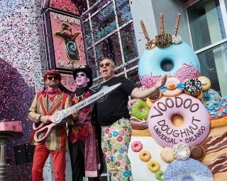 Voodoo Doughnut Grand Opening