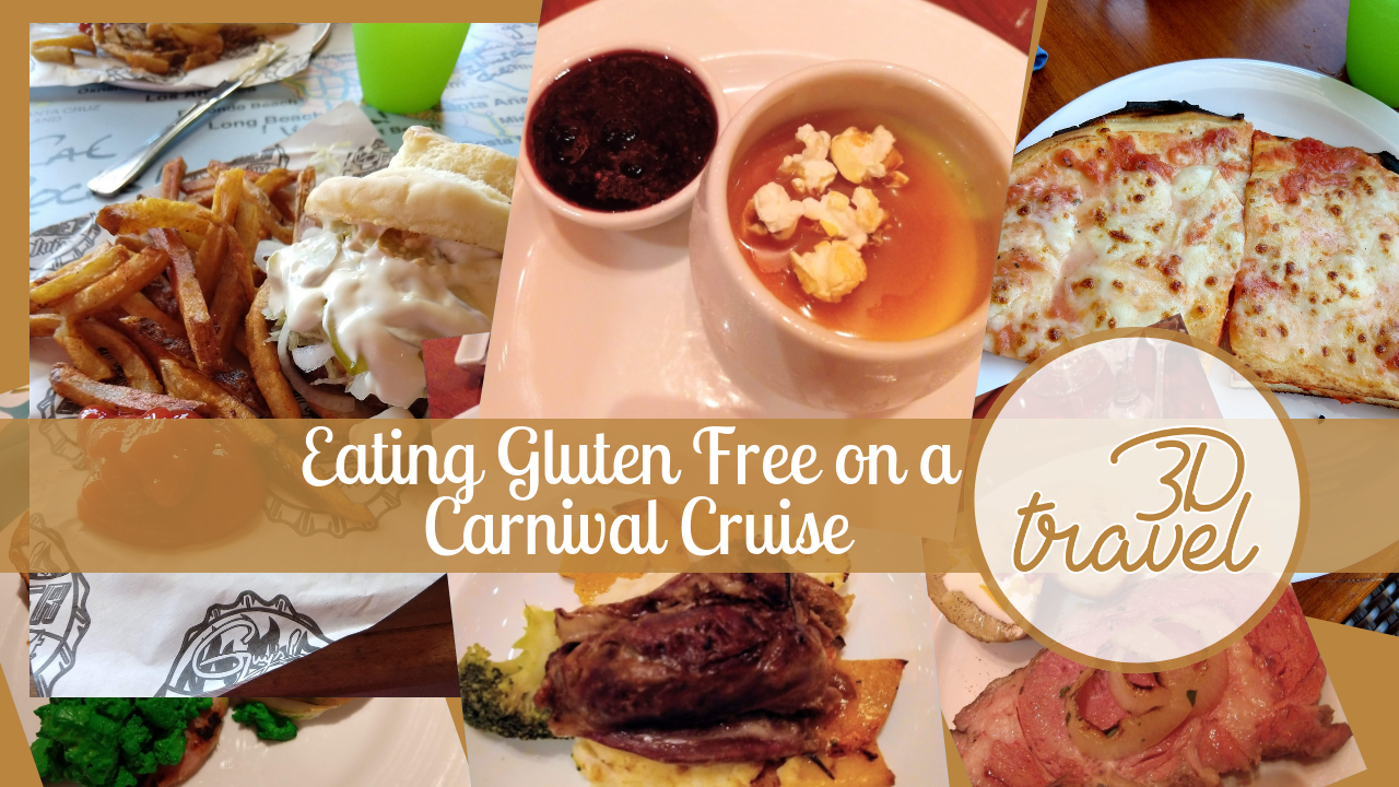 Can I Eat On A Carnival Cruise Ship If I M Gluten Free